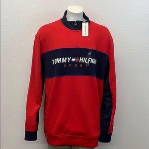 Tommy Hilfiger Sport Pullover Jacket Size XXXL
